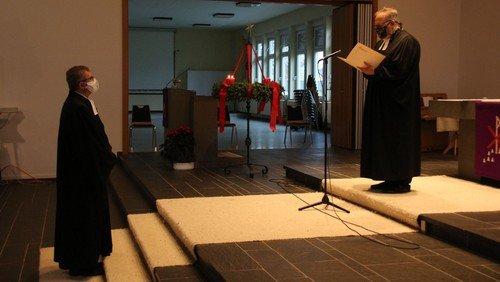 Dienstältester Pfarrer im Hinterland geht in den Ruhestand