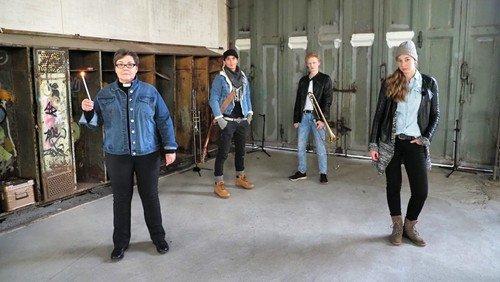 Funkhauskonzert: Hoffnung im Dreck mit