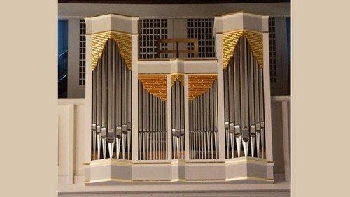 Die Orgel ist fertig und sucht noch Klangpaten