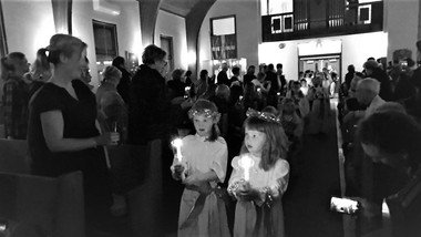 60 years with Lucia pageant: At Christmas, we celebrate the return of light