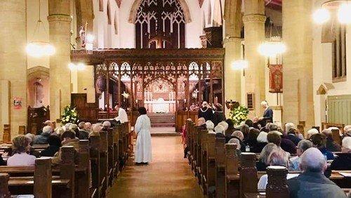 Third Sunday in Advent (13/12/2020)