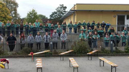 Stammesgründung in Kiel