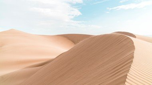 En ørkenvandring