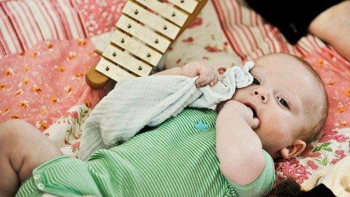 Babysalmesang i det nye år