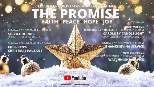 Celebrate Christmas at NTA Tooting