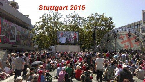 Kirchentag 2015 Stuttgart