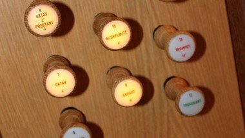 Ledig organiststilling