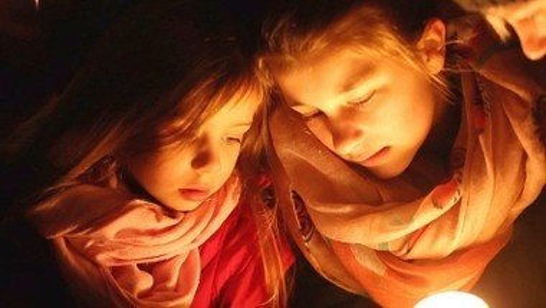 Licht, Glanz, Wärme vom #TempelhoferFeld