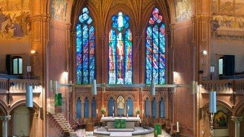 Offene Kirchen am 1. und 2. Weihnachtsfeiertag
