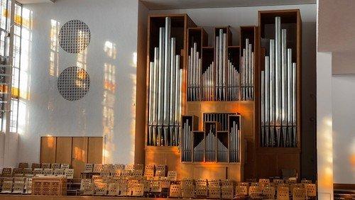 Musikalische Weihnachtsgrüße aus der Matthäikirche