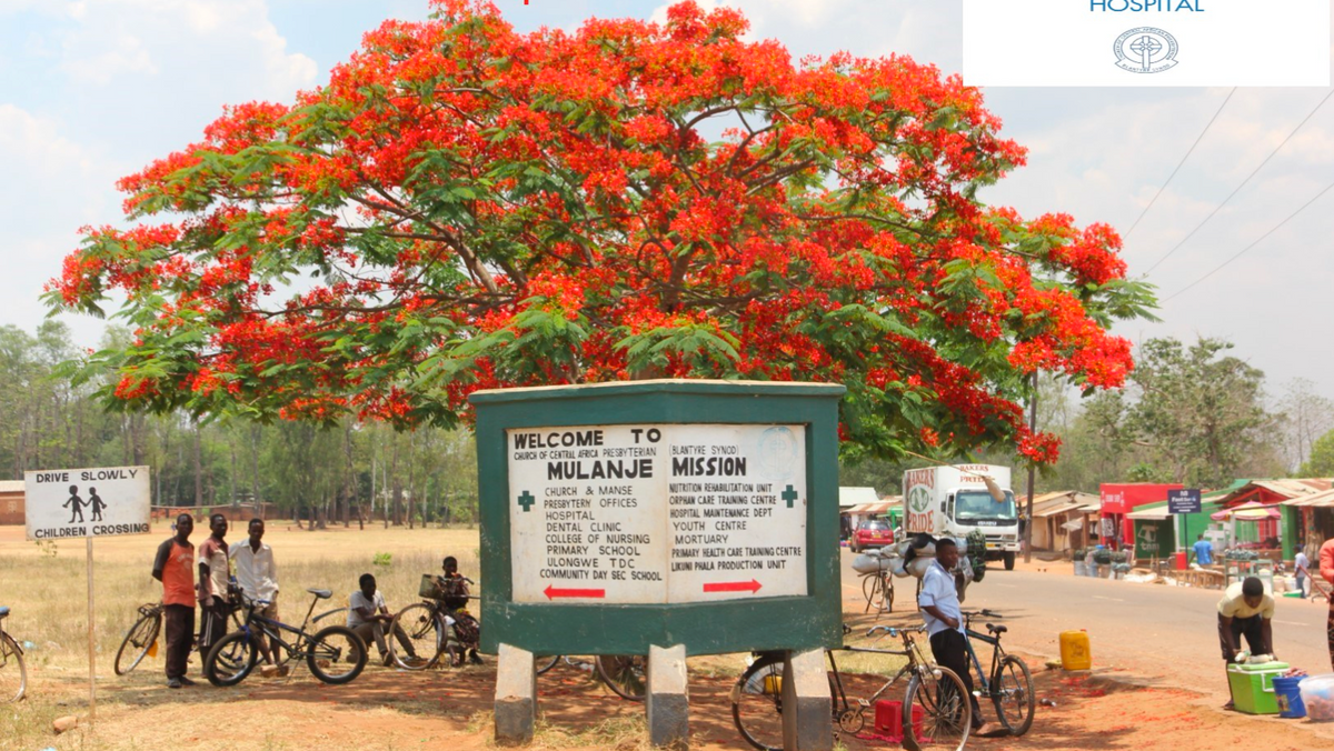 Christmas Greetings from Malawi