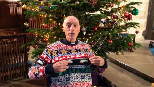 Rev Trev's Christmas Talk for St. Nicholas School