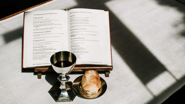 Service of Holy Communion according to the Book of Common Prayer - 20th December 2020