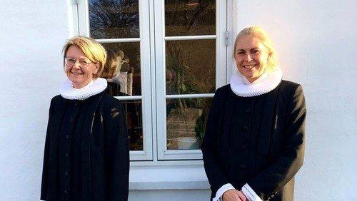 Præsterne kommer ud med juleevangeliet