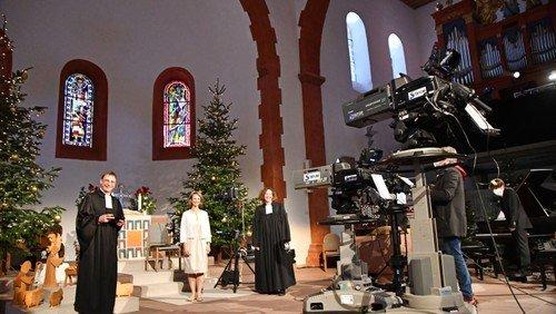 ZDF-Fernsehgottesdienst an Heiligabend kommt aus Hessen-Nassau