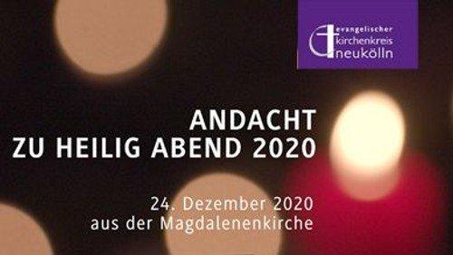 Videogottesdienst zu Heilig Abend 2020