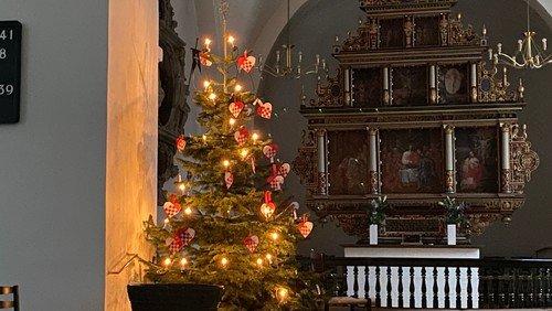 Lukas' julefortælling del 24: Sangen begynder....