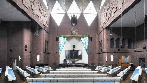 Offene Kirche: Sonntags 11:00 - 12:30 Uhr