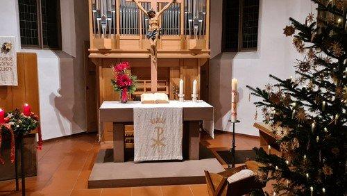 Hausgottesdienst zum Heiligen Abend - 24. Dezember 2020