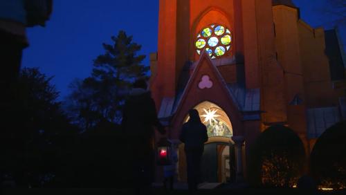 Festlicher Weihnachtsgottesdienst (Video)