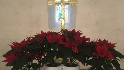 Julehilsen fra Svenstrup kirke
