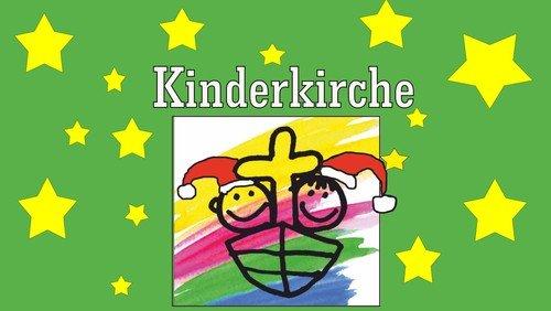 Kinderkirche - auch für Große - zu Weihnachten