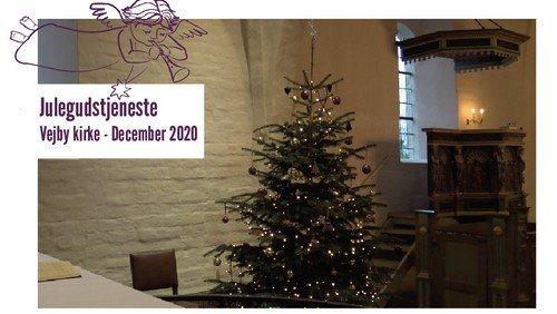 Julegudstjeneste fra Vejby kirke
