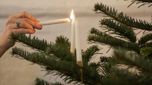 Julegudstjeneste fra Sct. Catharinæ Kirke