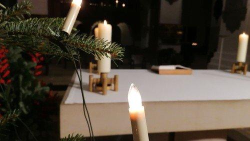 Andacht zum 1. Sonntag nach dem Christfest