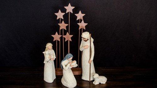 Din egen lille julegudstjeneste