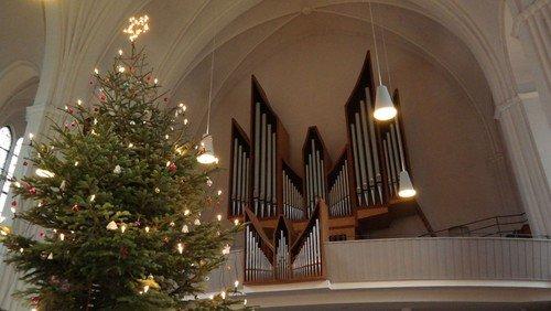 Orgelandacht Messiaen: Nativité
