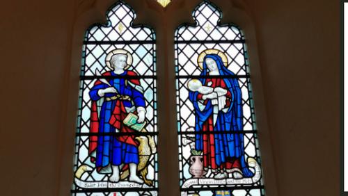 Rona's Reflection on St John