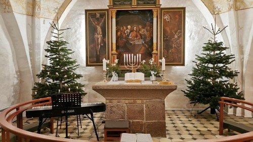 Julegudstjeneste juleaften Sennels Kirke