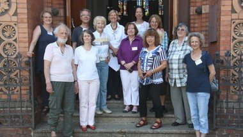 Rückblick: Weiterbildung für Mitarbeiterinnen und Mitarbeiter von Offenen Kirchen im Kirchenkreis Schöneberg-Tempelhof