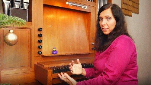 Weihnachtslieder-Raten bei der Orgelrätselreise
