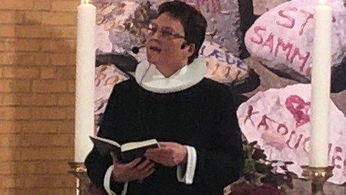 Prædiken til Juleaften: Der er er en sprække i alt