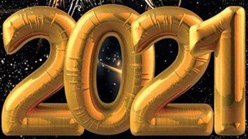 Nytår - 2021