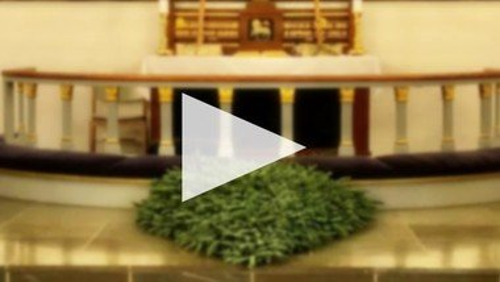 Julegudstjeneste fra Davids kirke 24/12 2020