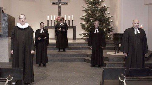 Gottesdienst zum Jahreswechsel (Video)