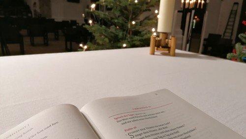 Andacht zum 2. Sonntag nach dem Christfest