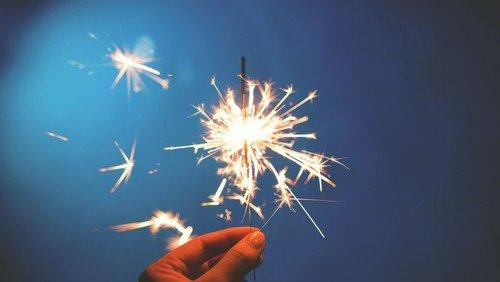 Online nytårshilsen fra Lynge kirke 2020