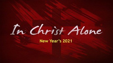 New Year's Service 2020-2021