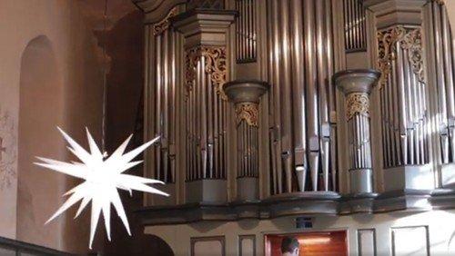 Historisch und fast original erhalten: 19. Station der Orgelrätselreise