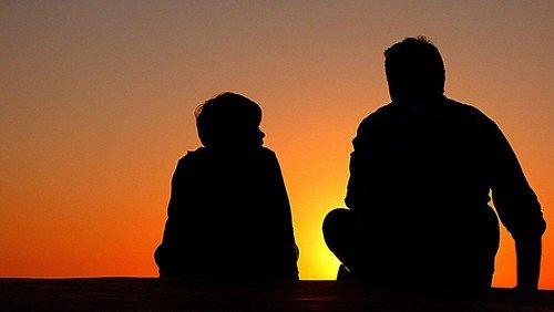 Alt und Jung im Gespräch (Lukas 2,41-52)