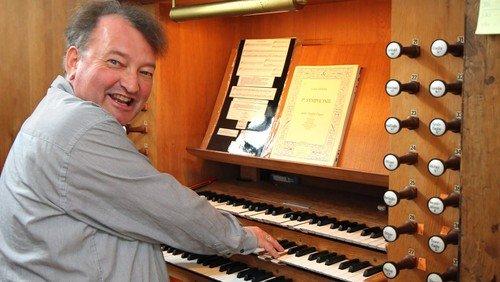 Vores organist har jubilæum