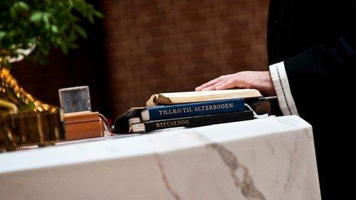 Gudstjenester i Lindeskovkirken