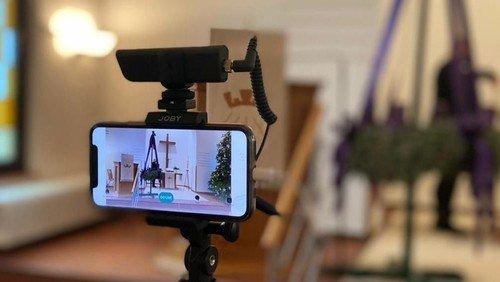 10.1.2021 Zweites Gottesdienststreaming aus der Christus-Kirche