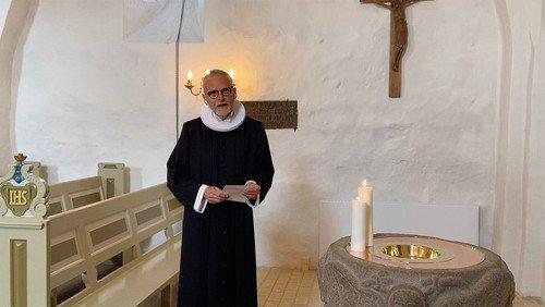 Livestreaming af gudstjenester og videoer fra Farsø Kirke