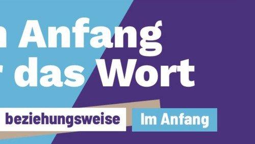 Kampagne #beziehungsweise: Fragen Sie den Rabbi oder die Pfarrerin!