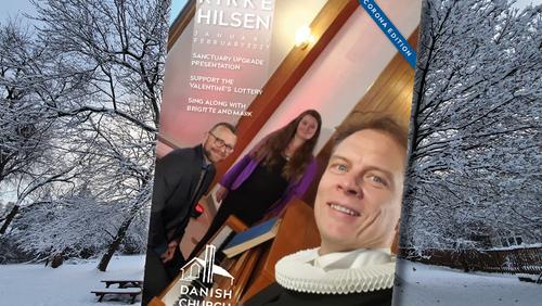 January-February edition of Kirkehilsen